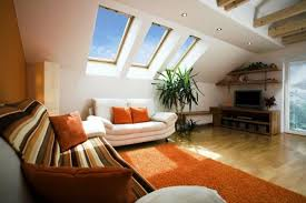 Attic Space Design A Unique Small Room Bellow The Roof Rooms In Roof Designs