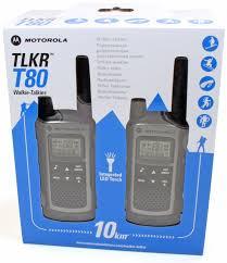motorola tlkr t80. walkie talkie motorola tlkr t80 \ tlkr