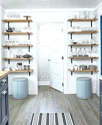 open shelving above kitchen cabinets ideas in storage space small cottage kitchens fills up fast so open shelving under kitchen