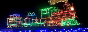 3d Christmas Train Lights Creative Displays Commercial Christmas Lighting Wholesale