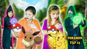Xem Đấu Trường Pokemon Giả – Trung Chuối Dùng Pikachu Ứng Cứu Kịp Thời –  Pokemon Tập 13 Phim Hài Táo TV