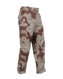 Rothco 2950 Camo Tactical Bdu Pants