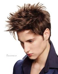 Spiky Hair Style spiked hairstyle and crisscross hair styling for men 4992 by stevesalt.us