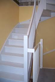 Treppe — schema einer treppe eine treppe (süddt. Treppe Weiss Grundiert 1 2 Gewendelt Tischlerei Lohse