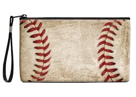 Purse Design Games Snaptotes Baseball Stitch Design Wristlet Clutch Purse