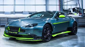 2017 Aston Martin Vantage GT8 Review - Top Speed