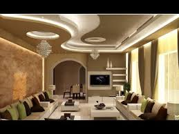 latest gypsum board false ceiling designs and walls with lighting 2018