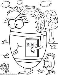 Easter Coloring Pages Church At Getdrawingscom Free For Personal