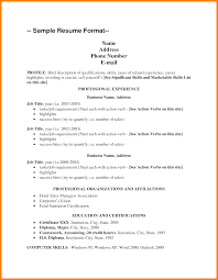 Sample Resume Skills Sample Resume Skills For Accounting Customer Service Food Example 47