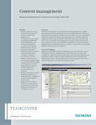 Teamcenter Workflow Designer Guide Content Management Fact Sheet Cad Manualzz Com