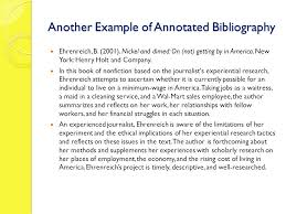 Mla owl annotated bibliography   Mla essay format example annotated bibliography example apa