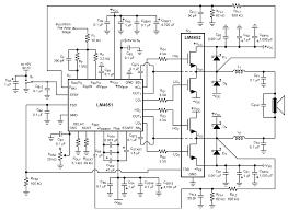 t circuit diagram wiring diagrams thumbs car audio lifier schematics 170w cl d lifier schematic