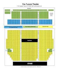 Venue Information Fox Tucson Theatre