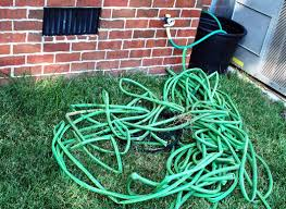 garden hoses. 5 Old Hoses I Got For Free From Freecycle Garden