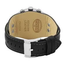 men s fossil coachman chronograph cuff watch ch2564 watch shop ch2564 image 2
