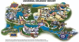 universal studios map  universal studios map orlando (florida  usa)