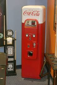 Vending Machines For Sale In Montreal Impressive Vintage CocaCola Vending Machine For Sale In Montreal Mancave Must