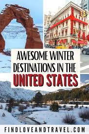 winter wonderland destinations in the