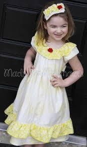 Belle Dress Pattern Cool Ideas