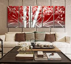 china bamboo 3d metal oil painting
