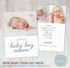 newborn baby announcement sample unique baby announcement templates photo documentation template