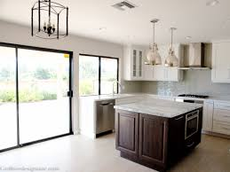 Remodeled Kitchen Kitchen Remodel Using Lowes Cabinets Cre8tive Designs Inc