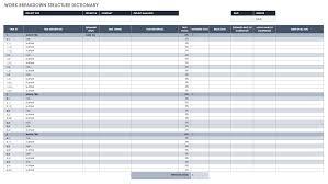 Free Work Breakdown Structure Templates Smartsheet