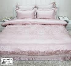 pink bed linen pink bed set