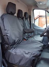 ford transit drivers seat cover example