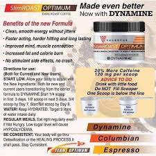 According to a few valentus slim roast reviews, this product has helped certain people reduce their weight. Valentus Slimroast Optimum Dark Roast Coffee Side Effects