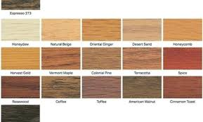 Bona Fast Dry Stain Color Chart Bona Stain Colors Cooksscountry Com