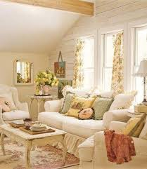 Luxury Modern Shabby Chic Living Room On Inspirational Home Decorating