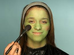 green base for frankenstein makeup