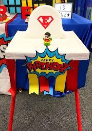 <b>Superhero</b> First Birthday Party Ideas | <b>Baby</b> boy birthday themes ...