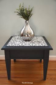 how to tile a table top thrift diving 3616