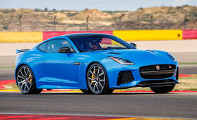 2017 Jaguar F-type SVR First Drive   Review   Car and Driver
