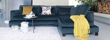 modern left right hand corner sofa