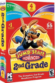 jumpstart advanced 2nd grade