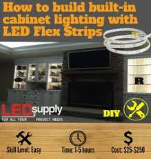 cabinet lighting flip book. delighful lighting how to make accent lighting for your book shelves and cabinets using led  flexstrips in cabinet lighting flip book