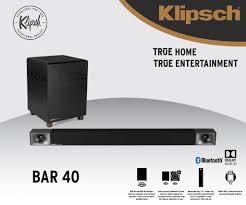 Klipsch BAR 40 | Soundbar không dây