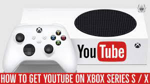 HOW TO USE THE WEB BROWSER ON XBOX SERIES S! Xbox Series S Web Browser! Xbox  Series X Web! - YouTube