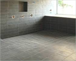 posh curbless shower pan shower pan concrete shower pan no tile a mastering the shower