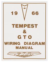 wiring diagram manuals @ opgi com 66 Pontiac GTO Wiring-Diagram wiring diagram manuals click to enlarge