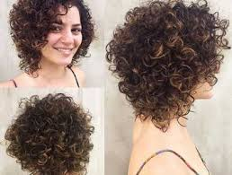 very por curly short hairstyles every lady need to see