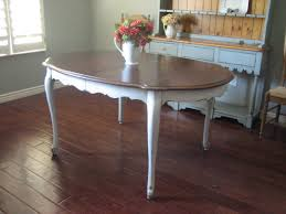 White Distressed Kitchen Table Painted White Distressed Kitchen Tables Euro European Paint