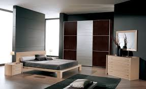 Modern Bedroom Cupboard Designs Modern Mirror Closet Model And White Master Bed With Wooden Side