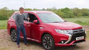 Hacking the Mitsubishi Outlander PHEV SUV - YouTube