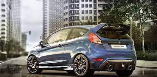2018 ford fiesta. fine fiesta 2018 ford fiesta rs rear view throughout ford fiesta