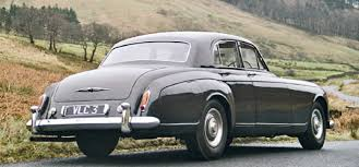 View of Bentley S1 Continental. Photos, video, features and tuning ...