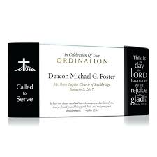 ordination gift ideas called to serve 2 deacon